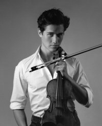 Charlie Siem in Life and Times (June 2012); Photo credit: Bruce Weber