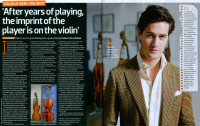 Charlie Siem in Classic FM (February 2011)