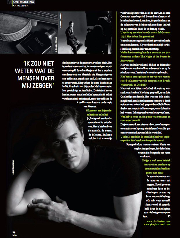 Miles 8 NL: Gentleman Driver's Magazine, 10 April, 2013; click to access entire issue.