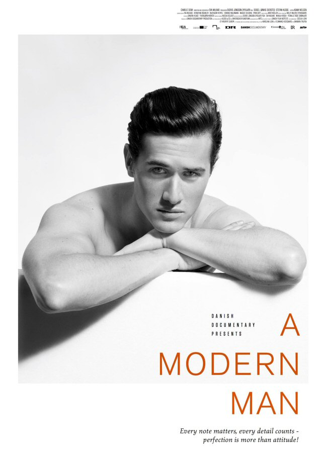 A Modern Man - starring Charlie Siem. World Premiere on 17 March, 2017 at Copenhagen International Documentary Film Festival. Click for more information.